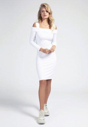 FABIANA  - Jumper dress - weiß
