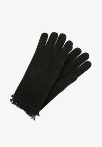 Repeat - Rękawiczki pięciopalcowe - black - 0