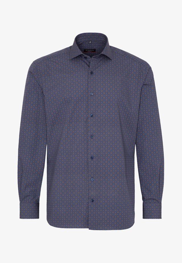 FITTED WAIST - Overhemd - blue