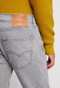 Levi's® - 512™ SLIM TAPER FIT - Jeans slim fit - steel grey stonewash - 5