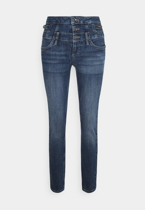 RAMPY - Jeans Skinny Fit - blue denim