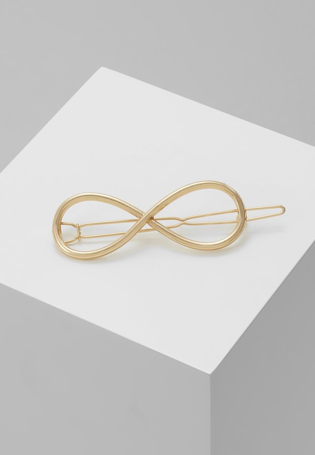 HAIR ACCESSORY - Hair styling accessory - gold-coloured