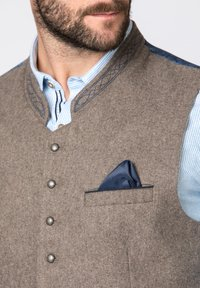 Stockerpoint - Waistcoat - nuss-blau - 3
