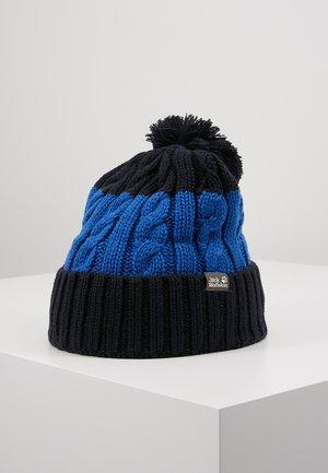 STORMLOCK POMPOM BEANIE KIDS - Mütze - coastal blue