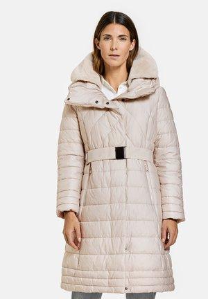 Winter coat - desert