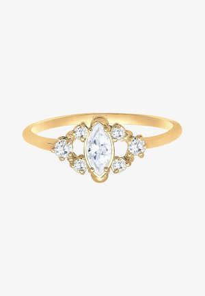FLORAL  - Ringar - gold-coloured