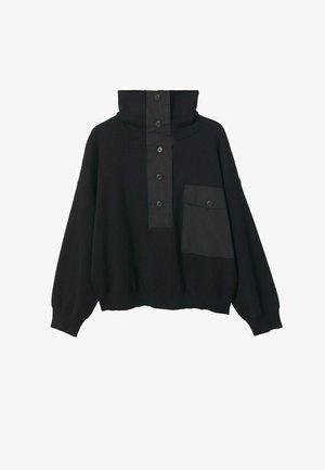 COMBINED  - Jumper - black