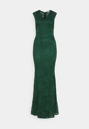 EMERY DRESS - Sukienka koktajlowa - forest green