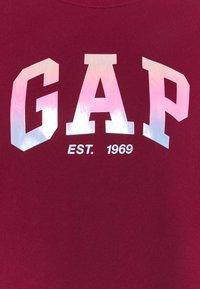 GAP - SHINE - Sweatshirt - garnet - 0