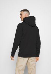 Tommy Jeans - ESSENTIAL GRAPHIC HOODIE - Sweat à capuche - black - 2