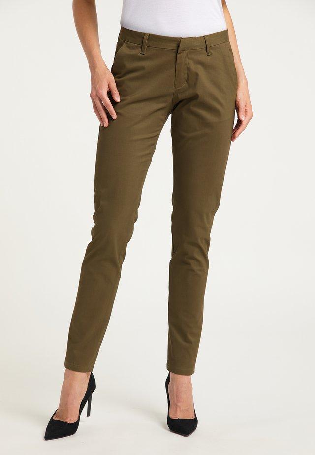 Pantaloni - oliv