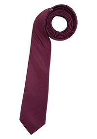 Eterna - Tie - bordeaux - 1