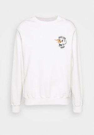 LASSE - Sweatshirts - chalk white