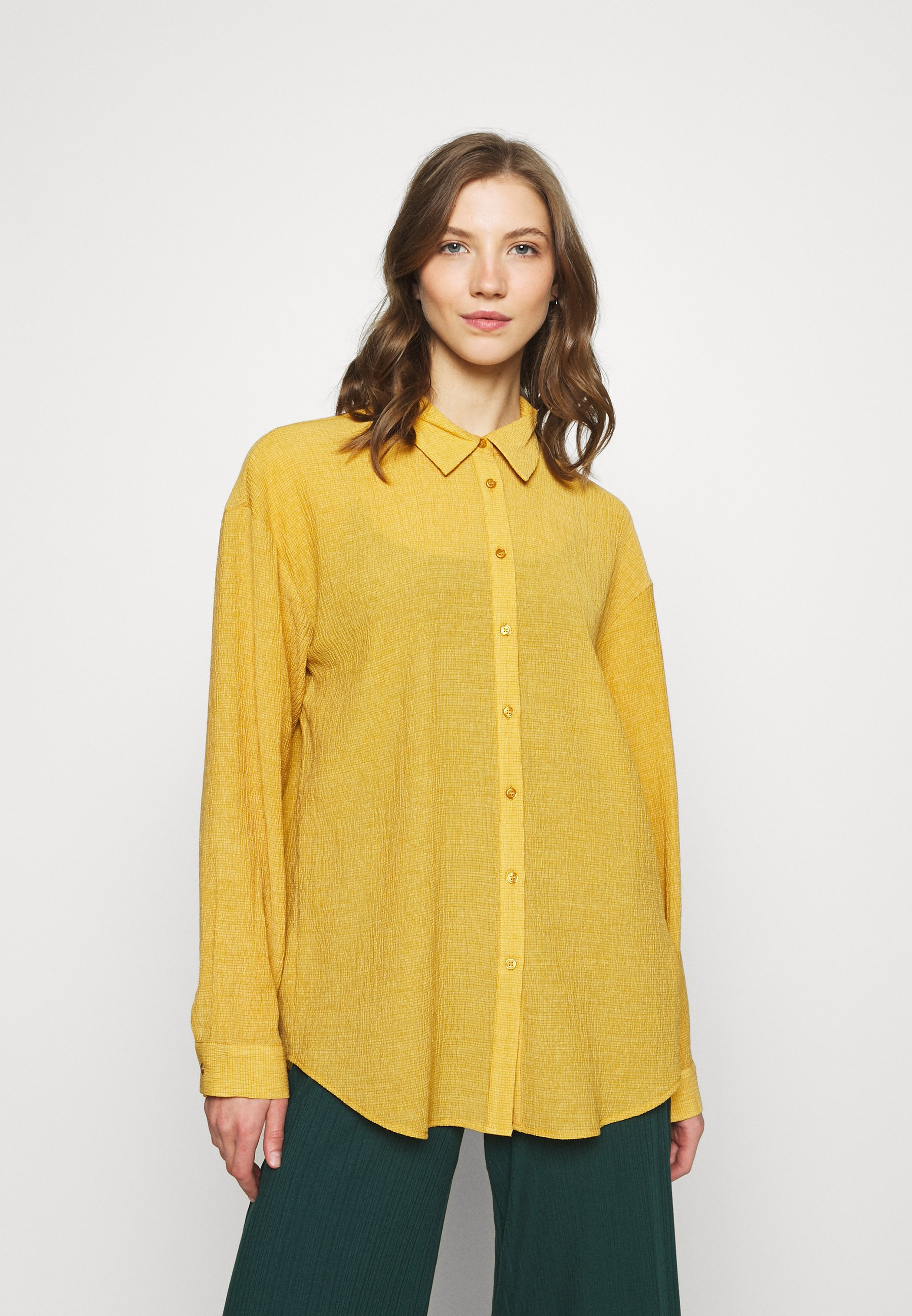 Women STRUCTURED - Button-down blouse