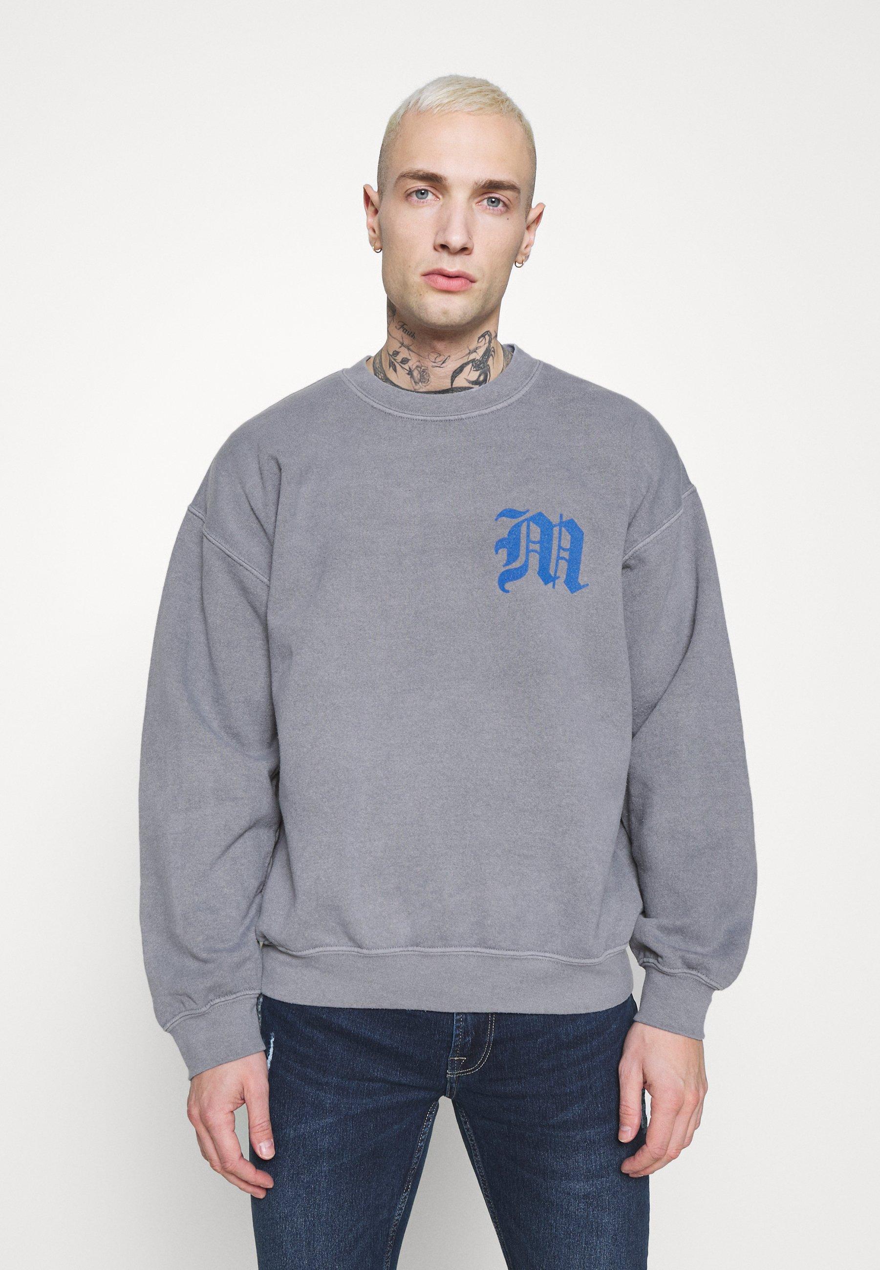 Men GLOBAL COLLECTIVE - Sweatshirt