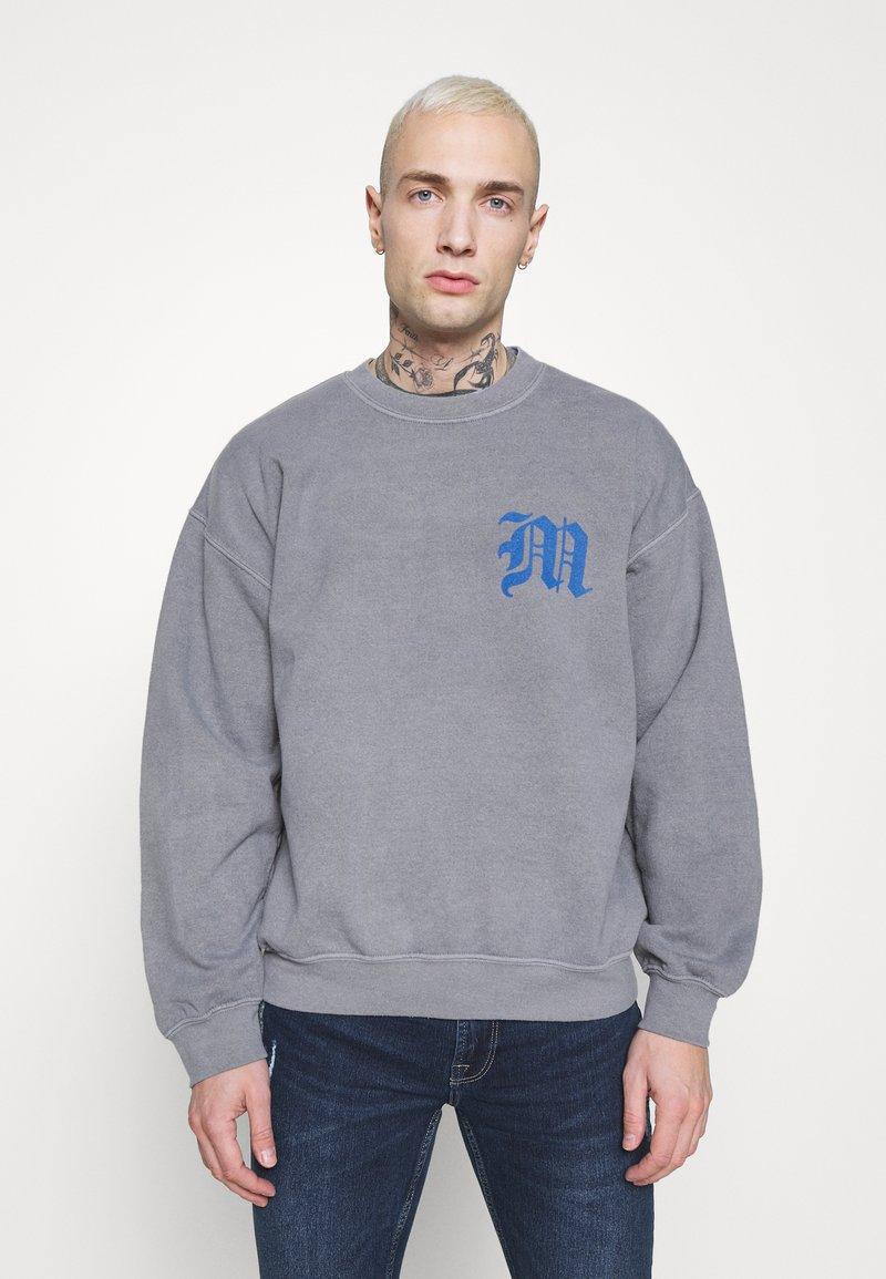 Mennace - GLOBAL COLLECTIVE - Sweatshirts - grey