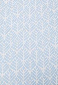 Kaffe - FANA TILLY BLOUSE - Long sleeved top - blue/chalk - 2