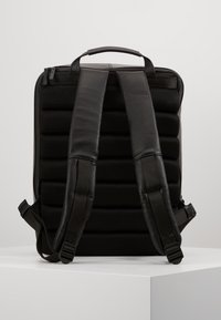 Jost - HYBRID DAY PACK PEBBLE  - Reppu - black - 2