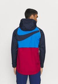 Nike Performance - FC BARCELONA  - Club wear - soar/noble red/obsidian/pale ivory - 2