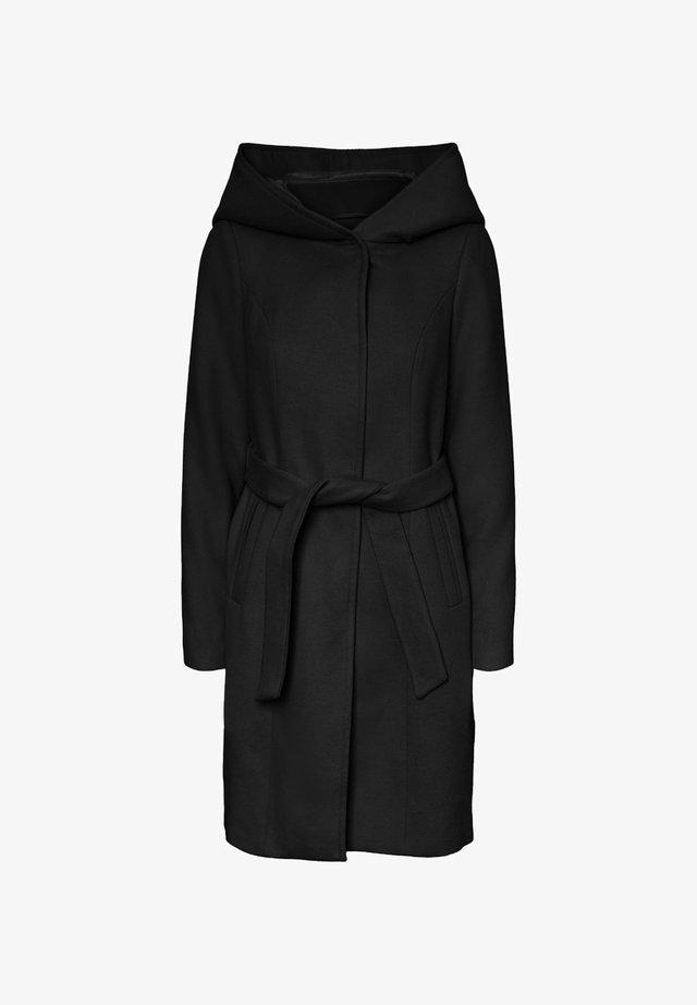 VMCALALYON HOOD - Classic coat - black