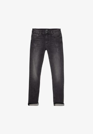 XYAN SKINNY - Slim fit jeans - grijs