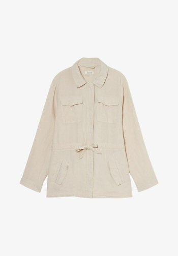 Leinen - Summer jacket - taupe