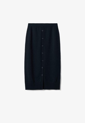 Pencil skirt - blau  navy blue