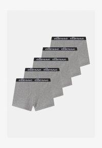 Ellesse - RALIO 5 PACK - Pants - grey - 0
