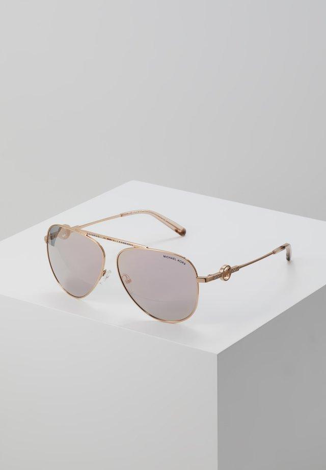 Sonnenbrille - pink