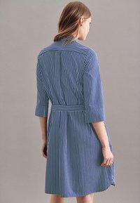 Seidensticker - Shirt dress - dunkelblau - 2