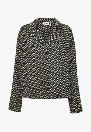ARIN  - Button-down blouse - black dark twirl