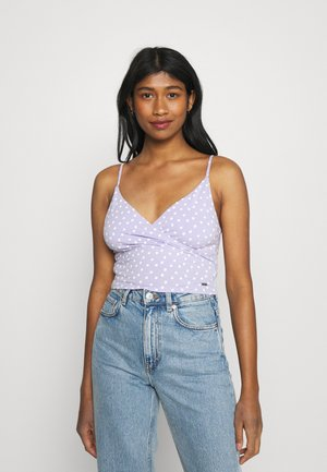 WRAP CAMI TRIFECTA - Top - lavender
