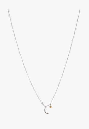 Necklace - silver-coloured/gold-coloured