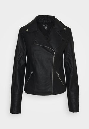 DAFODIL JACKET  - Veste en similicuir - black