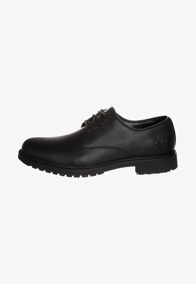 STORMBUCKS PT OXFORD - Chaussures à lacets - black smooth