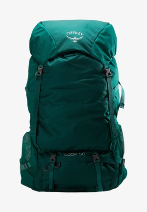 ROOK - Hiking rucksack - mallard green
