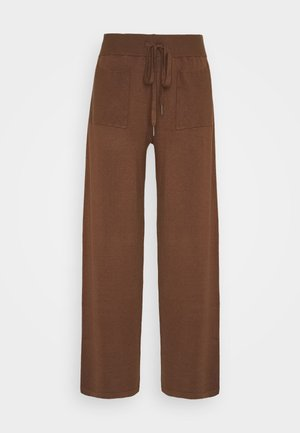 KALULU ASTRID PANTS - Trousers - brown
