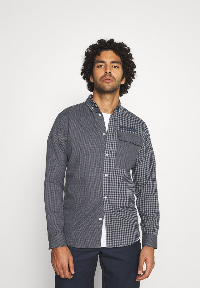 HOLLEY PATCH  - Shirt - navy