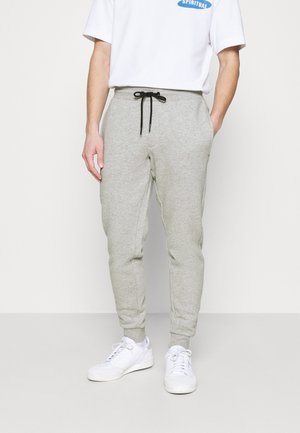 REID PANTS - Verryttelyhousut - light grey melange