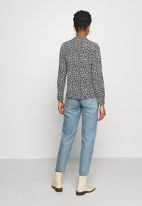 ONLY - ONLNEW MALLORY  BLOUSE - Bluser - night sky/anne ditsy - 2