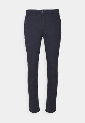 JJIMARCO JJDAVE - Pantalon classique - navy blazer