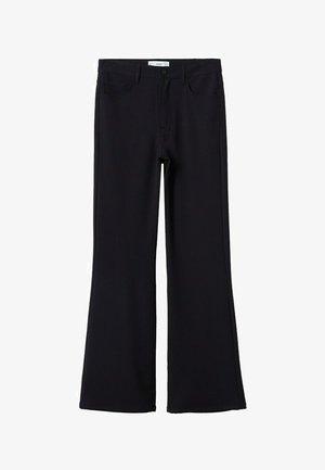 Kalhoty - zwart