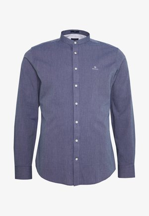 ROYAL OXFORD SLIM BAND - Shirt - dark blue