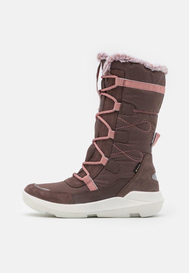 TWILIGHT - Zimní obuv - lila/rosa