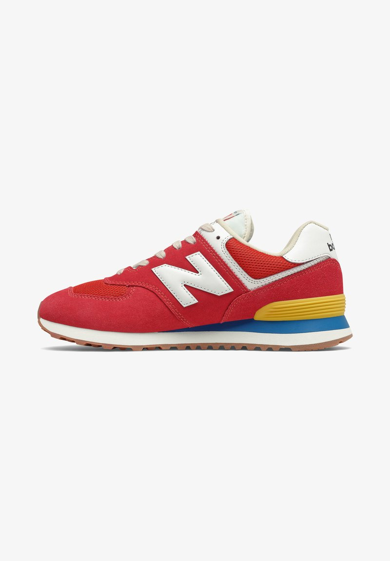 New Balance - 574 - Trainers - team red