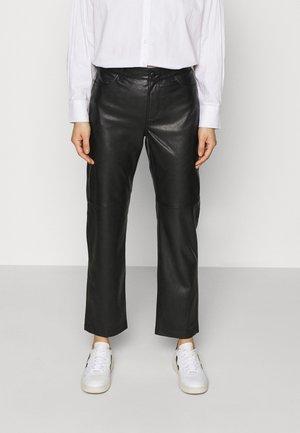 VESTINE TROUSERS - Trousers - black