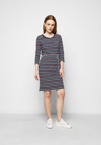 Barbour - APPLECROSS DRESS - Sukienka z dżerseju - navy - 1