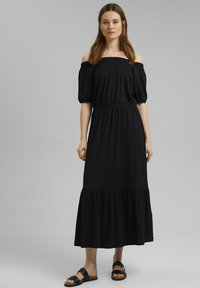Esprit - Maxi dress - black - 1