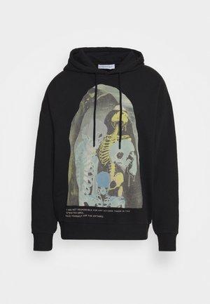 SURREAL SKELETON DANIS  - Sweater - vintage black