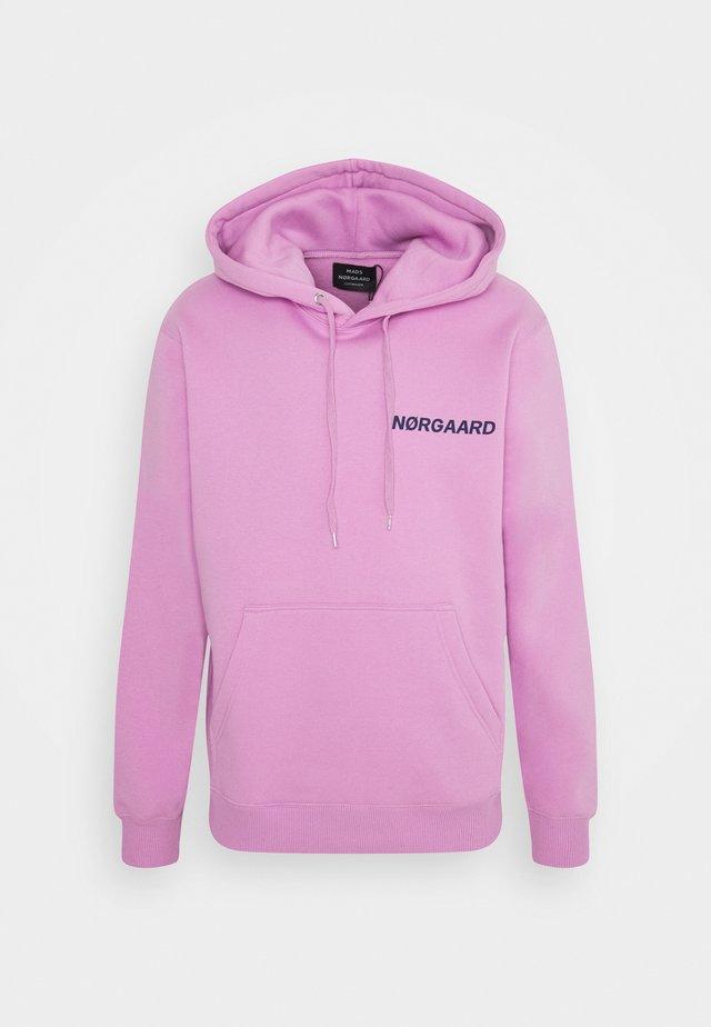 NEW STANDARD HOODIE - Felpa - violet